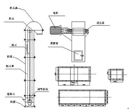 丰泉机械斗式提升机使用说明书网页版